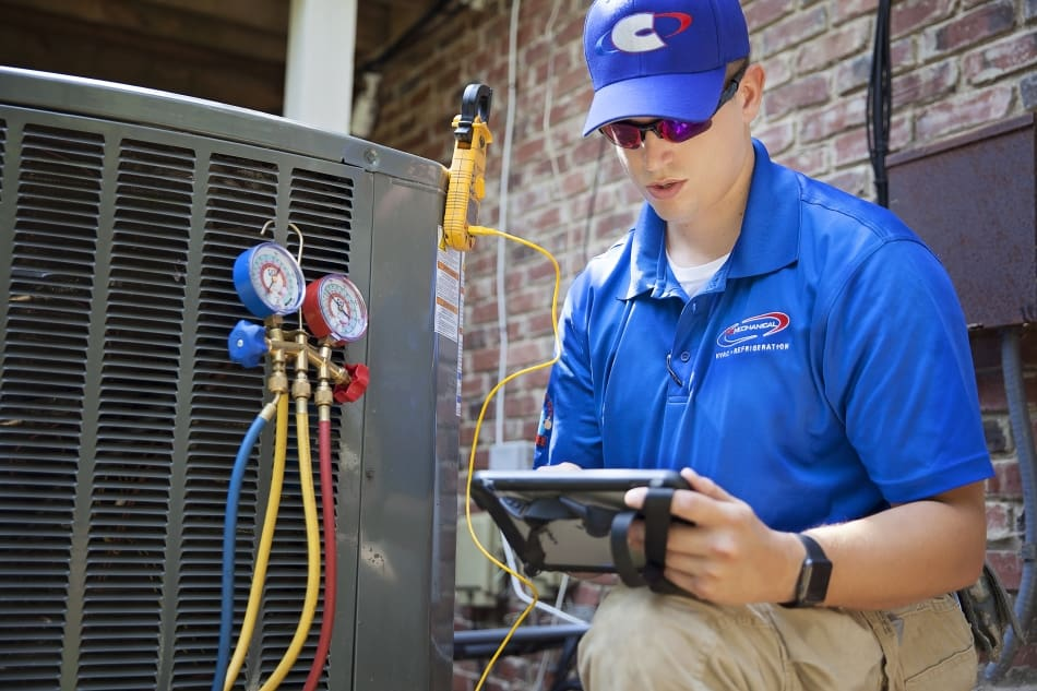 Professional HVAC Services in Raleigh North Carolina