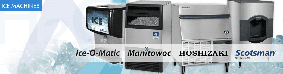 Commercial ice machine repairs maintenance and servicing